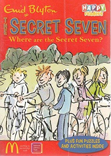 Enid blyton secret seven first edition seller-supplied.