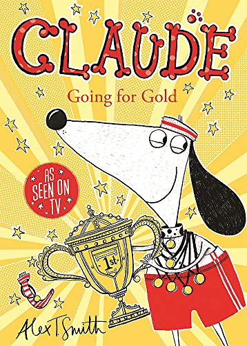 9781444919622: Claude Going for Gold!