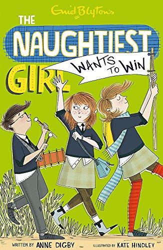 9781444920246: Naughtiest Girl Wants to Win