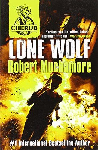 9781444922608: Lone Wolf (Cherub)