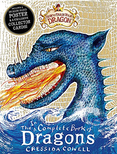 9781444923216: How to Train Your Dragon: Incomplete Book of Dragons