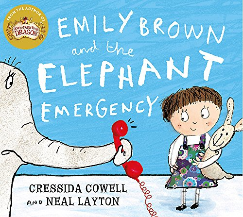 9781444923438: Emily Brown: Emily Brown and the Elephant Emergency
