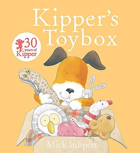 9781444923773: Kipper's Toybox