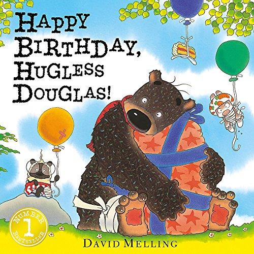 9781444924534: Happy Birthday, Hugless Douglas! Board Book