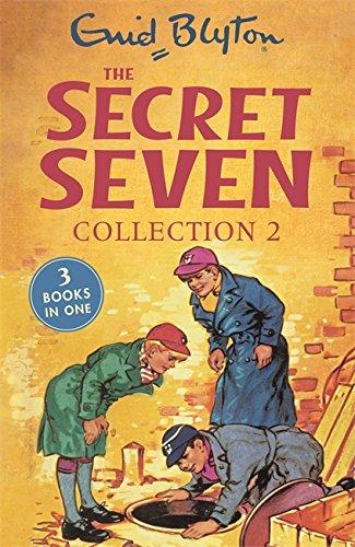 9781444924855: Secret Seven Collection 2 - books 4-6