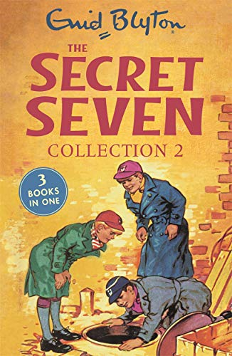 9781444924855: The Secret Seven Collection 2: Books 4-6 (Secret Seven Collections and Gift books)