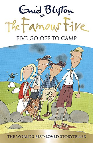 9781444924893: Five Go Off To Camp: Book 7 (Famous Five)