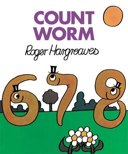 Count Worm (Paperback): Roger Hargreaves