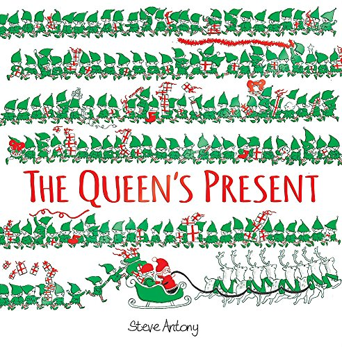 9781444925630: The Queen's Present (The Queen Collection)