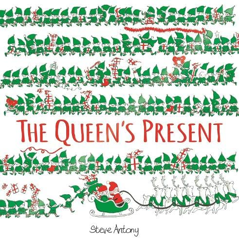9781444925647: The Queen's Present (The Queen Collection)