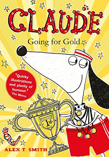 9781444926484: Claude Going for Gold!
