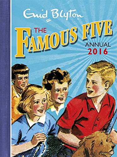9781444927139: Famous Five Annual 2016