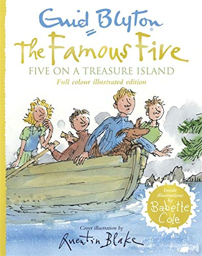 9781444927511: Five on a Treasure Island: Book 1, Gift Edition (Famous Five)