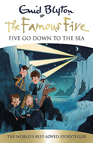 9781444927542: Five Go Down To The Sea: Book 12 (Famous Five)