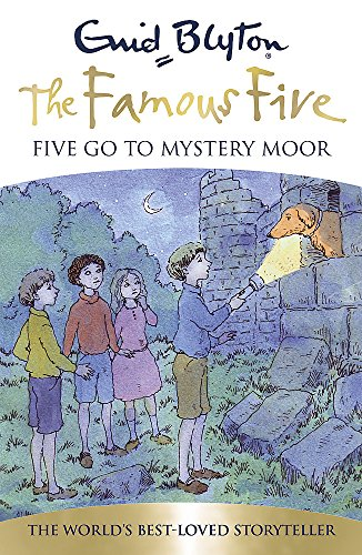 9781444927559: Famous Five: Five Go To Mystery Moor: Book 13