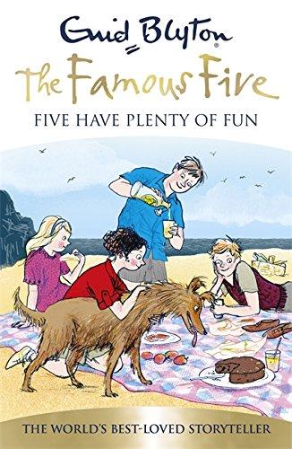 9781444927566: Five Have Plenty Of Fun: Book 14 (Famous Five)