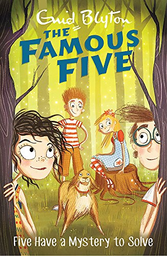 9781444927627: Famous Five: Five Have A Mystery To Solve: Book 20
