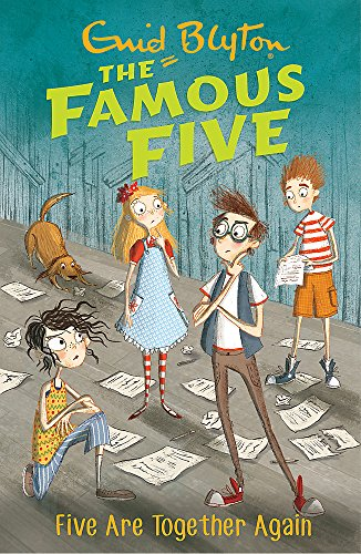 9781444927634: Famous Five: Five Are Together Again: Book 21