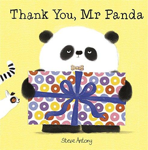 9781444927856: Thank You, Mr. Panda