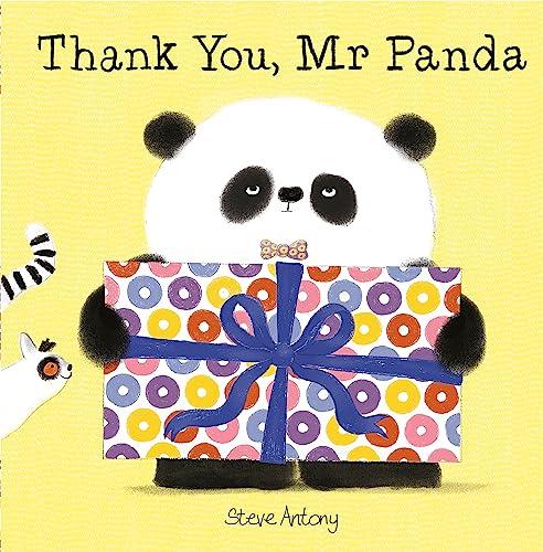 9781444927863: Thank You, Mr Panda