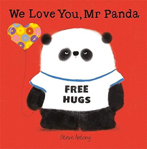 9781444927924: We Love You, Mr Panda