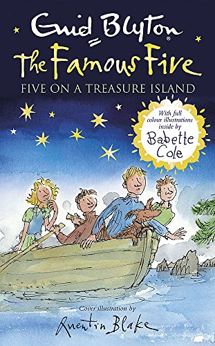 9781444928402: Five on a Treasure Island: Book 1, Gift Edition (Famous Five)