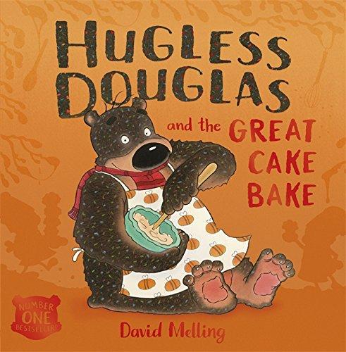 9781444928747: Hugless Douglas and the Great Cake Bake: Board Book