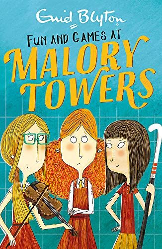 9781444929966: Fun and Games (Malory Towers)