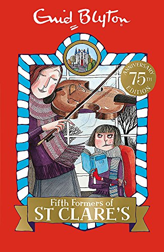 9781444930061: Fifth Formers of St Clare's: Book 8