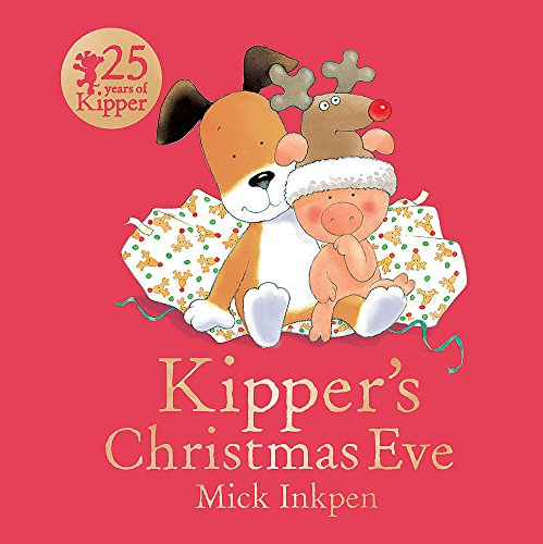 9781444930290: Kipper: Kipper's Christmas Eve