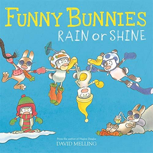 9781444931907: Funny Bunnies: Rain or Shine