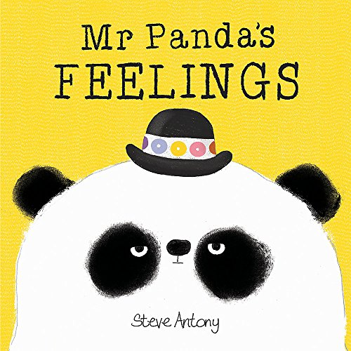 9781444932317: Mr Panda's Feelings Board Book [Lingua inglese]