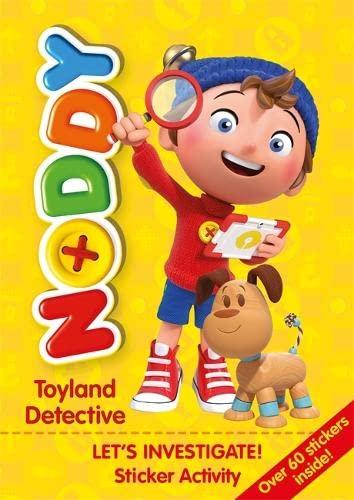 Sticker Activity: Book 2 (Noddy Toyland Detective): Enid Blyton