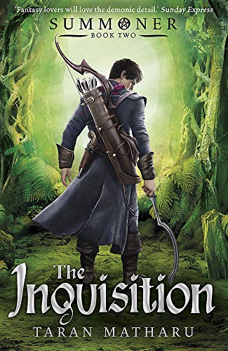 9781444933260: The Inquisition: Book 2 (Summoner)