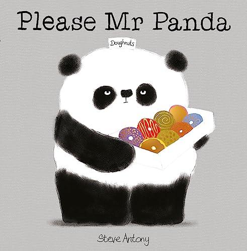 9781444933789: Please Mr Panda Board Book