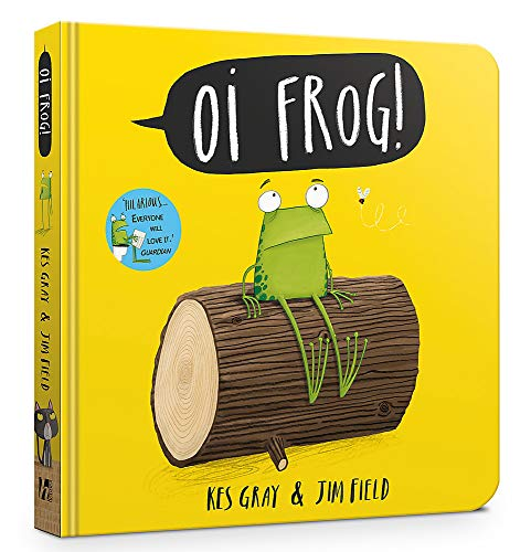 9781444933796: Oi Frog! Board Book (Oi Frog and Friends)