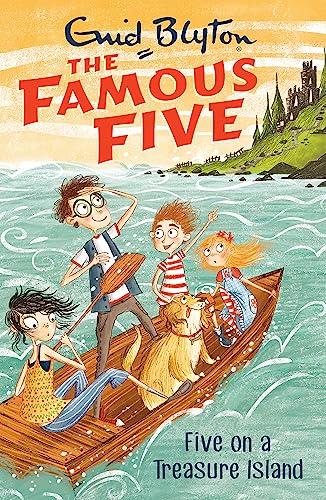 9781444935011: Famous Five: Five On A Treasure Island: Book 1