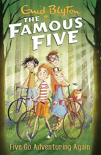 9781444935035: Famous Five: Five Go Adventuring Again: Book 2