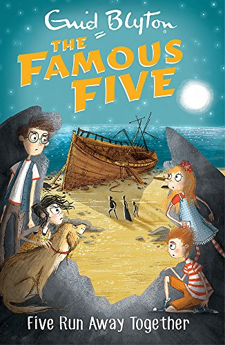 9781444935042: Famous Five: Five Run Away Together: Book 3