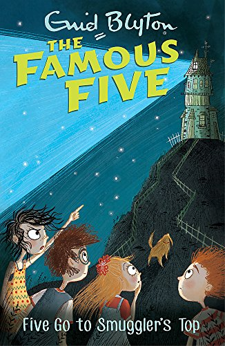 9781444935059: Famous five 4. Five go to smuggler's top