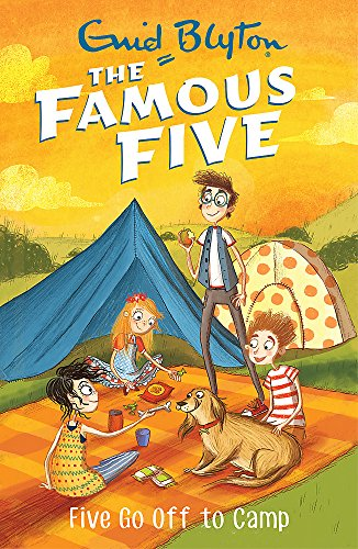 9781444935080: Five Go Off To Camp: Book 7 (Famous Five)