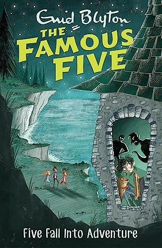 9781444935103: Five Fall Into Adventure: Book 9