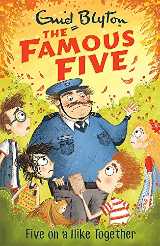 9781444935110: Famous Five: Five On A Hike Together: Book 10