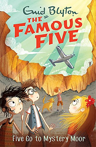 9781444935134: Famous five 13. Five go to mystery moor