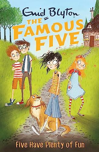 9781444935141: Famous Five: Five Have Plenty Of Fun: Book 14