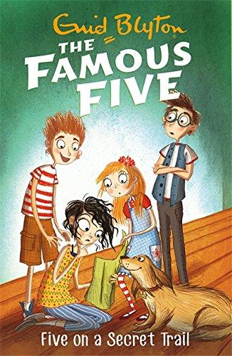 9781444935158: Famous five 15. Five on a secret trail