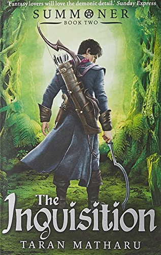9781444935752: Summoner Book 2: The Inquisition
