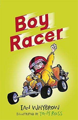 9781444935769: Boy Racer