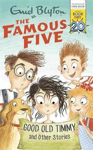 Good Old Timmy and Other Stories: World: Blyton, Enid