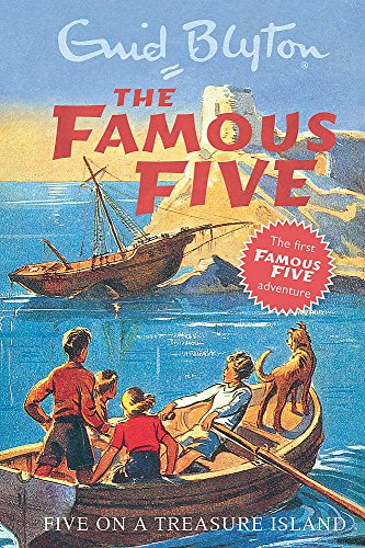 9781444937756: Five On A Treasure Island: Book 1